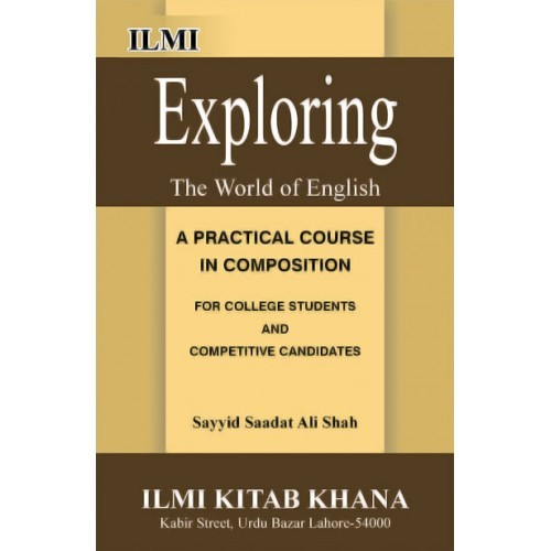 Exploring The World Of English Book Pdf