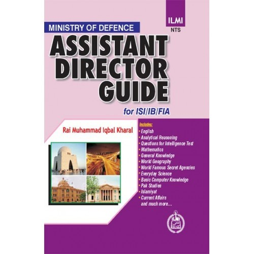 Ilmi NTS Assistant Director Guide Ministry of Defence
